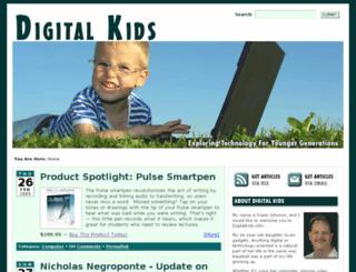 digitalkids.info screenshot