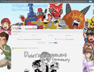 digitallegends.forumfree.net screenshot