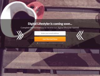 digitallifestyler.com screenshot