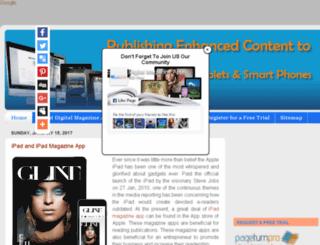 digitalmagazineapps.com screenshot