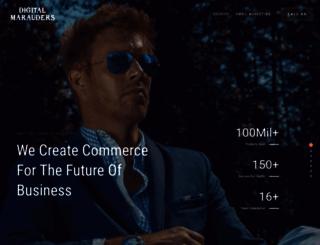 digitalmarauders.com screenshot
