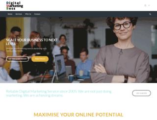 digitalmarketingboss.com screenshot