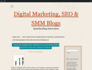 digitalmarketingseosmo.edublogs.org screenshot