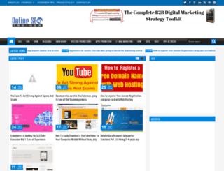 digitalmarketingtipsntricks.blogspot.com screenshot