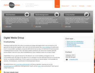 digitalmediagroup.nl screenshot