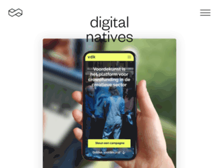 digitalnatives.nl screenshot