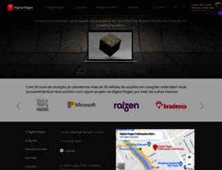 digitalpages.com.br screenshot