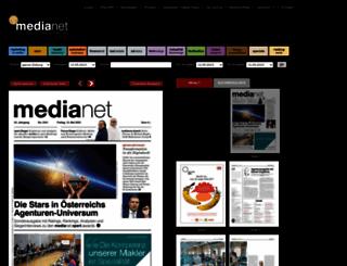 digitalpaper.medianet.at screenshot