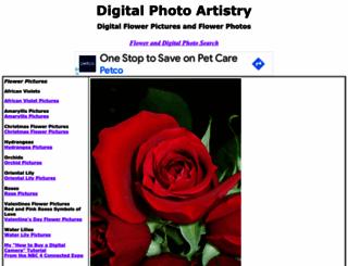 digitalphotoartistry.com screenshot