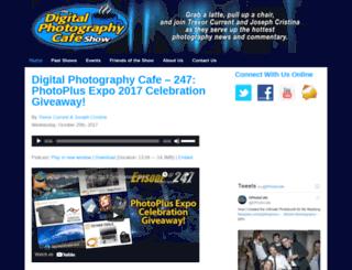 digitalphotographycafe.com screenshot