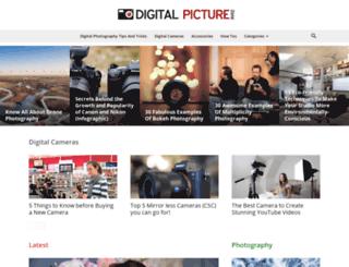 digitalpicturezone.com screenshot