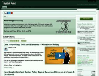 digitalpoint.com screenshot