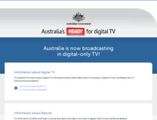 digitalready.gov.au screenshot