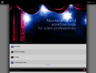 digitalrebellion.com screenshot