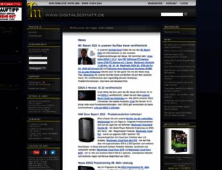 digitalschnitt.de screenshot