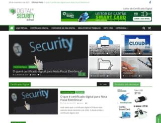 digitalsecurity.com.br screenshot