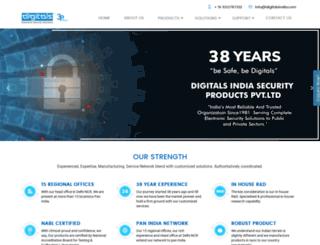 digitalsindia.com screenshot