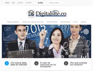 digitalsite.co screenshot