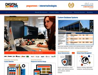 digitalspectruminc.com screenshot