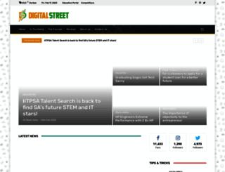 digitalstreetsa.com screenshot