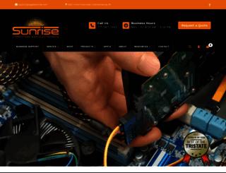 digitalsunrise.com screenshot