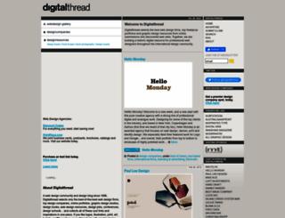 digitalthread.com screenshot