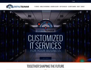 digitaltsunamillc.com screenshot