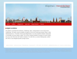 digitalverstaerker.com screenshot