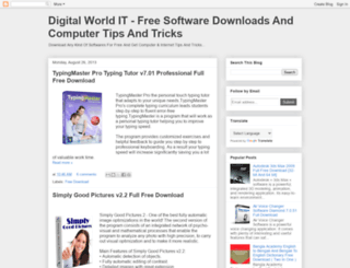 digitalworldit.blogspot.com screenshot