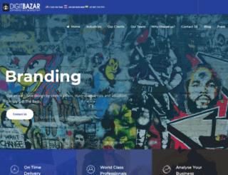 digitbazar.com screenshot