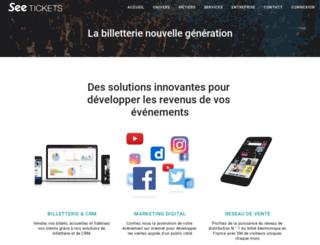 digitick.net screenshot