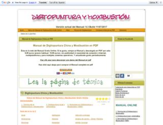 digitopunturachina.com screenshot