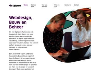 digitpaint.nl screenshot