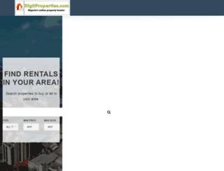 digitproperties.com screenshot