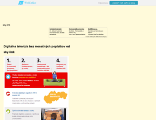 digitv.wbl.sk screenshot