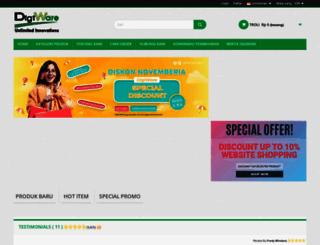 digiwarestore.com screenshot