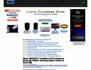 diglloyd.com screenshot
