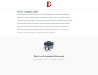 dignitas-digital.workable.com screenshot
