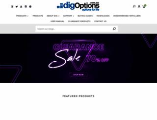 digoptions.com.au screenshot