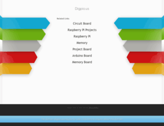 digpio.us screenshot