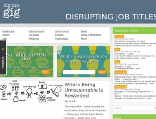 digthisgig.com screenshot