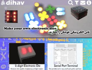 dihav.com screenshot