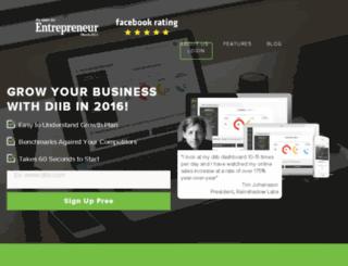 diibmails.com screenshot