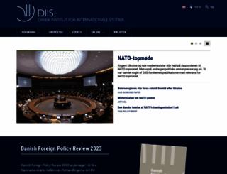 diis.dk screenshot