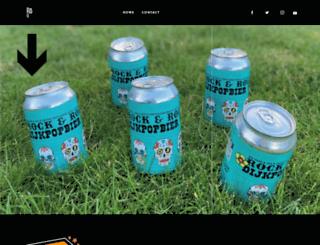 dijkpop.nl screenshot
