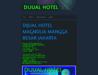 dijualhotel.webs.com screenshot