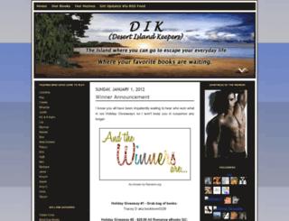 dikladiesrule.blogspot.com screenshot