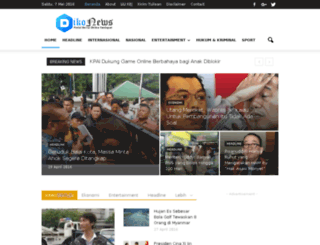 dikonews.com screenshot