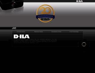 dila.jvc.com screenshot