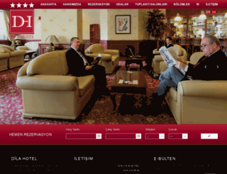 dilahotel.com screenshot